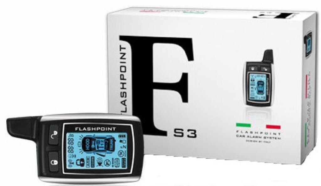 FlashPoint S3/3 PEUGEOT