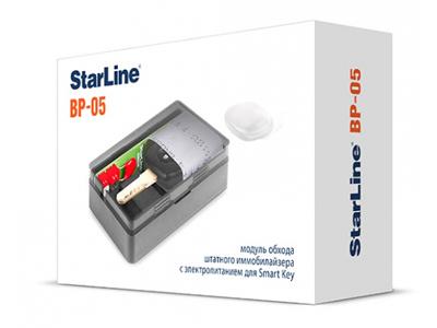 Модуль обх.штат.иммобилайзера StarLine BP-5