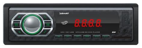 SWAT MEX-1001UBG