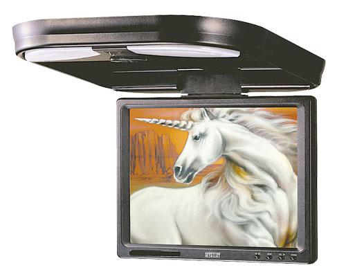 Телевизор со встроенным DVD-проигрывателем Mystery MMTC-8010DVD
